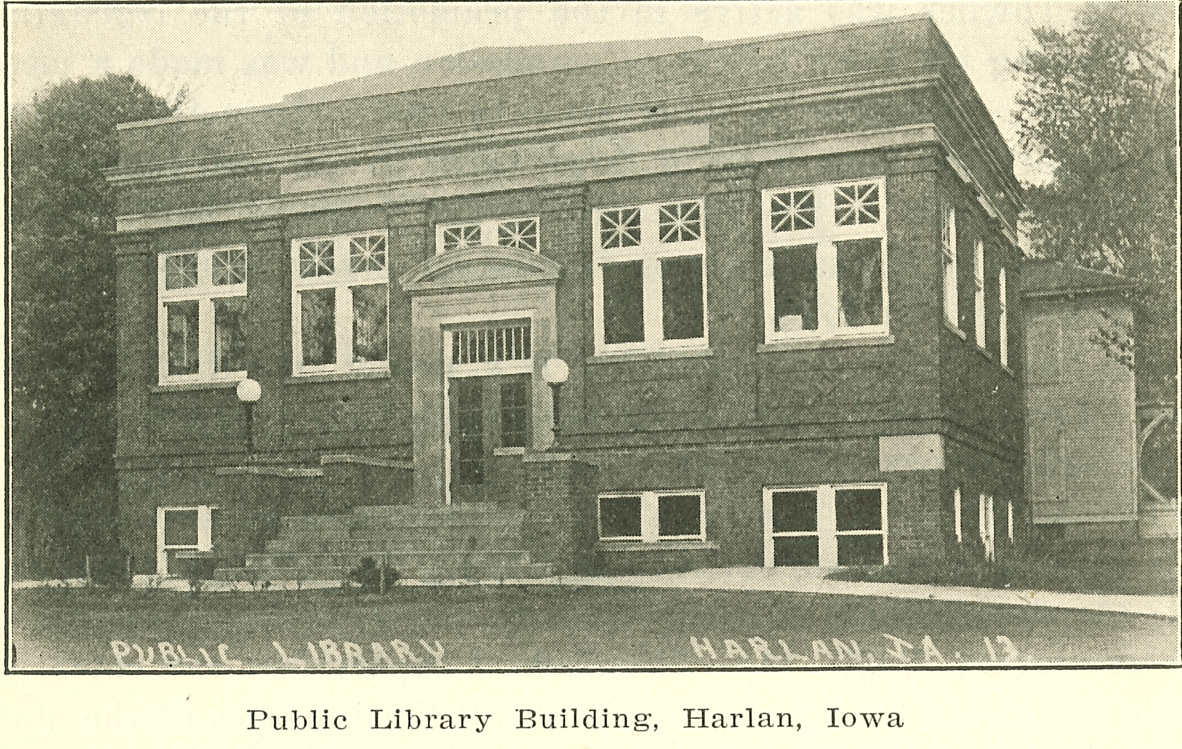 HH Paup Library older pic.jpg